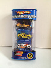 Hot Wheels  Acceleracers  Ultimate 3 Pack  Cars   Rare Colors