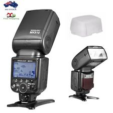 AU Meike MK-910 GN 60 i-TTL Flash Speedlight 1/8000s HSS Master for Nikon Camera