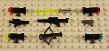 Original Lego® - Star Wars Laserschwert Blaster Waffen Einzelteile Ersatzteile