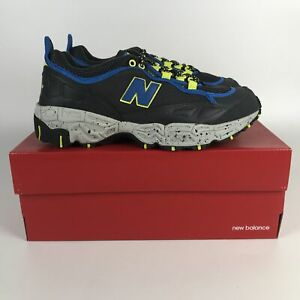 New Balance 801 Phantom Magnet Trail Hiking Shoes Men's Size 10 Gray ML801GLC