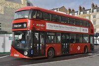 LT755 LTZ 1755 METROLINE NEW ROUTEMASTER 30TH DEC 2017 6x4 London Bus Photo B