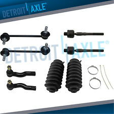 Inner Outer Tierods + Sway Bars - 2006 2007 - 2009 Fusion MKZ Zephyr Milan 3.5L