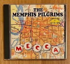 Rare THE MEMPHIS PILGRIMS - Mecca CD Album US 1996 Relix Records RRCD2077