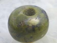 1 Lovely Neolitic Green Stone Bead Jordan 5000 years
