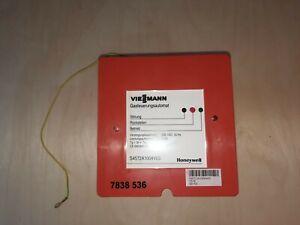 Viessmann Gasfeuerungsautomat 7838536 Atola / Rexola