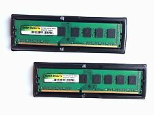 8GB 2X4GB DDR3 PC3-12800U 1600MHz 240pin  Desktop RAM Memory Non-ECC