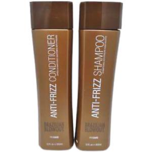 Brazilian Blowout Acai Anti-frizz Shampoo & Conditioner 12 Oz