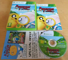 ADVENTURE TIME FINN & JAKE INVESTIGATIONS for XBOX 360 COMPLETE