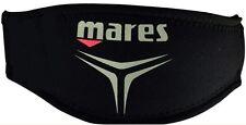 Mares Neopren Maskenband Trilastic schwarz