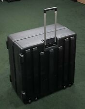 Parker Deluxe Wheeled Case 31 1/2 x 31 1/2 x 17 1/2 w/Foam Lightweight NEW