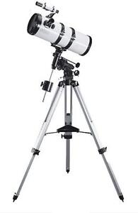 Visionking 6 inches 150 - 1400mm Reflector Astronomical Telescope