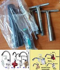 Kit universel outils pour réparation de divers Robinet chauffe eau