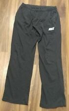 Nike LIGHTWEIGHT Sweatpants LOUNGE JOGGERS GRAY WOMENS  LARGE ATHLETIC RUNNING