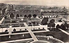 PARIGI - panorama di Tuileries