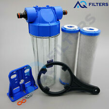 Koi Pond Water Filter For Fish Pond Chlorine Removal Dechlorinator 2 Filters K5