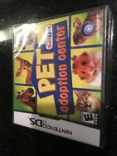Pet Adoption Center for Nintendo DS - Rescue and Care for all Kinds of Pets New