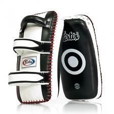 Fairtex Muay Thai Boxing Curved Standard Kick Pads KPLC2