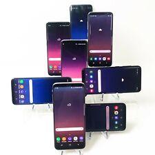 Samsung Galaxy S8 - 64GB - CDMA + GSM Unlocked - Blue / Black / Gray / Silver