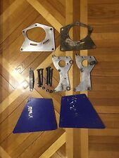 JAWA Ice Speedway Mounting plates kit set Upright engine DT500 892 891 890 Eso