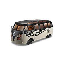 Artículos de automodelismo y aeromodelismo plástico Volkswagen color principal negro