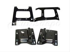 For 02 05 Dodge Ram 1500 Front Bumper Mounting Support Bracket Witho Tow Hook Fits 2005 Dodge Ram 1500