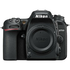 Nikon D7500 20.9MP DX-Format 4K Ultra HD Digital SLR Camera (Body Only)