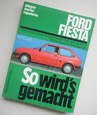 """Ford Fiesta ab 1976 Reparaturanleitung Reparaturbuch """"So wirds gemacht"""" Etzold"""
