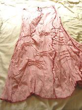 An unworn Victorian steamounk, goth style long skirt, Per Una Collezione Italia