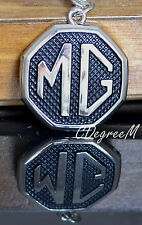 Classic MG MGA MGB GT V8 MIDGET BMC MEtro Maestro Montego Mini Badge Key Ring