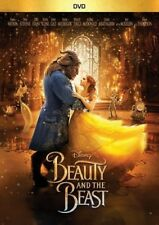 Beauty and the Beast 2017 DVD - Brand New & Sealed Free Postage