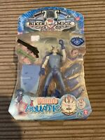 Biker Mice From Mars Vinnie Aquatic Wave figure Sealed Retro Toys Rare