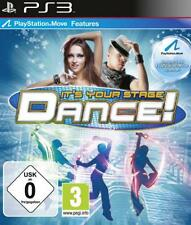 Playstation 3 Dance! its your stage NEUF