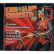 Multi Artistes - Emo glam connection Vol. 2 - CD Album