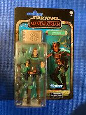 Star Wars Black Series Cara Dune Credit Collection Mandalorian Figure