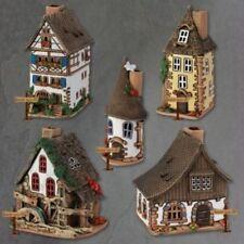 Bougeoirs et photophores de décoration intérieure de la maison traditionnels en céramique pour salon