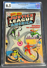 DC Brave and the Bold #28 CGC 6.5  1960 First Justice League JLA