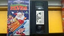 THE CHRISTMAS ELVES VHS VIDEO