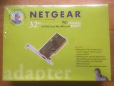 Netgear FA311 Fast Ethernet 10/100Mbps PCI Adaptor