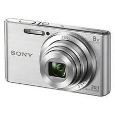 Sony Cybershot DSC-W830 20.1MP Digital SLR Camera (Silver) -NEW