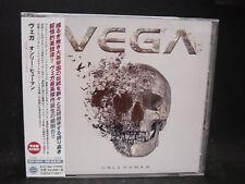 VEGA Only Human + 1 JAPAN CD Harem Scarem Khymera U.K. Melodious Hard Rock