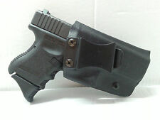 Glock Holster Gun 19 23 32 Custom Black Kydex IWB Right Hand Adjustable LH OWB