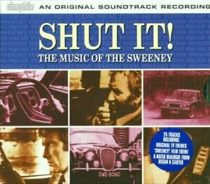 SHUT IT! THE MUSIC OF THE SWEENEY Inc MINI BOOKLET OF THE HISTORY OF THE SWEENEY