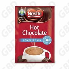 Nestle Complete Mix Hot Chocolate Sachet 100 Pack 25gm