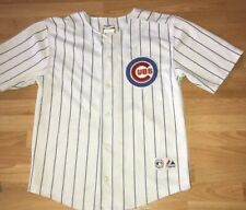 Chicago Cubs Kerry Wood Stitched Youth  Jersey 10-12 Majestic Baseball Vintage