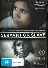 SERVANT OR SLAVE - NEW & SEALED DVD - FREE LOCAL POST