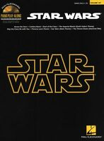 Piano Play-Along Star Wars Learn to Play Movie Hits Piano Music Book & CD