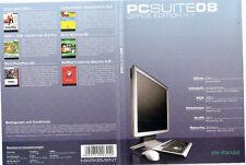 6 Programme u.a Corel Home Office, Serif WebPlus X2, BullGuard Internet Security