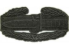 COMBAT ACTION BADGE MILITARY ARMY VETERAN EMBROIDERED PATCH