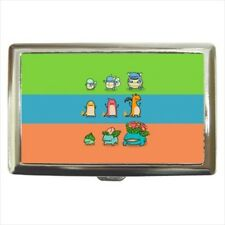 Pokemon Charmander Squirtle Bulbasaur Cigarette Money Case