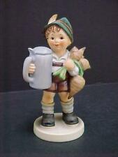 Vintage Hummel Figurine #87 ' For Father ' Boy with Turnips and Stein